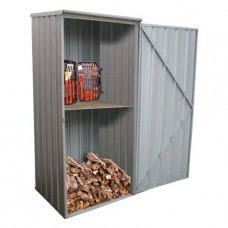 Drop Shed with 1 Door 0.8m x 0.8m x 2m(h)